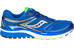 saucony M's Guide 9 Running Shoe Blue/Slime/Black